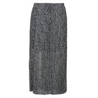 Textil Mulher Saias Ikks BS27085-02 Preto
