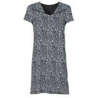 Textil Mulher Vestidos curtos Ikks BS30005-02 Preto