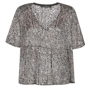 Textil Mulher Tops / Blusas Ikks BS11135-02 Cinza
