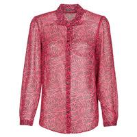 Textil Mulher camisas Ikks BS12155-38 Framboesa