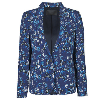 Textil Mulher Casacos/Blazers Ikks BS40295-49 Marinho