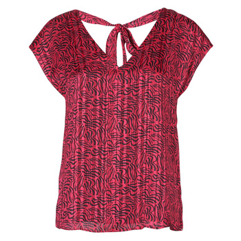 Textil Mulher Tops / Blusas Ikks BS11355-38 Framboesa