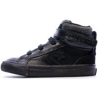 Sapatos Homem Sapatilhas de cano-alto Converse  Preto