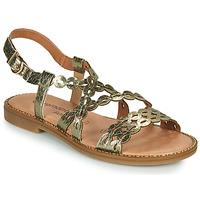 Sapatos Mulher Sandálias Remonte Dorndorf JULLIA Ouro