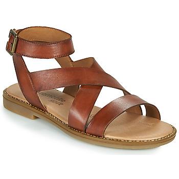 Sapatos Mulher Sandálias Remonte Dorndorf POLLY Castanho