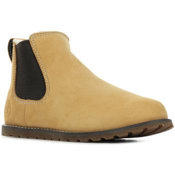 Sapatos Criança Botas baixas Timberland Pokey Pine Bege