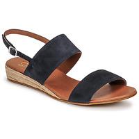 Sapatos Mulher Sandálias Casual Attitude OLIVE Marinho