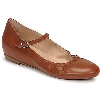 Sapatos Mulher Sabrinas Casual Attitude OLIVIA Camel