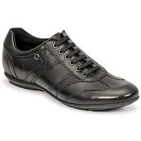 Sapatos Homem Sapatos Casual Attitude ODEO Preto