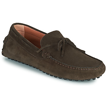 Sapatos Homem Mocassins Casual Attitude ODILON Castanho
