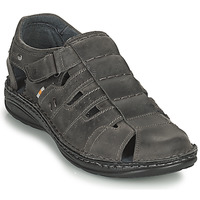 Sapatos Homem Sandálias Casual Attitude ZIRONDEL Cinza