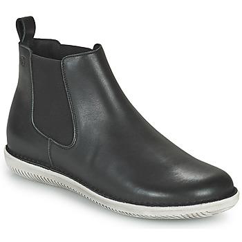 Sapatos Mulher Botas baixas Casual Attitude ODILETTE Preto