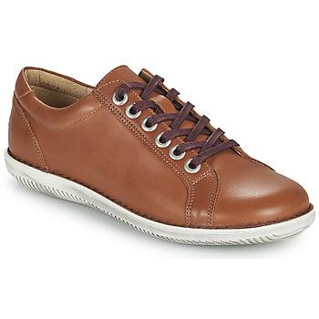 Sapatos Mulher Sapatos Casual Attitude OULETTE Camel