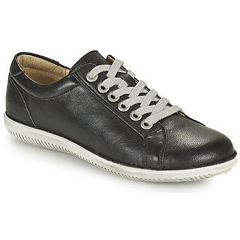 Sapatos Mulher Sapatos Casual Attitude OULETTE Preto