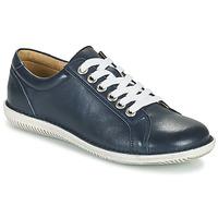 Sapatos Mulher Sapatos Casual Attitude OULETTE Marinho