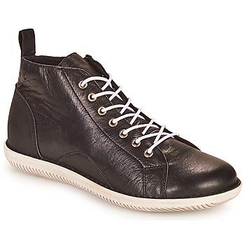 Sapatos Mulher Botas baixas Casual Attitude OUETTE Preto