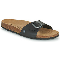 Sapatos Homem Chinelos Casual Attitude OMIU Preto