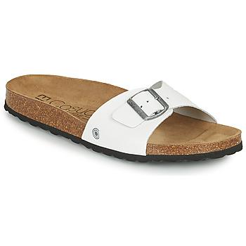 Sapatos Homem Chinelos Casual Attitude OMI Branco