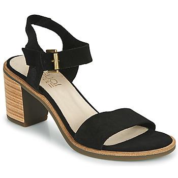 Sapatos Mulher Sandálias Casual Attitude CAILLE Preto
