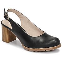 Sapatos Mulher Escarpim Casual Attitude OLEA Preto