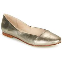 Sapatos Mulher Sabrinas Casual Attitude TOBALO Bronze