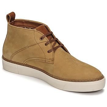Sapatos Homem Botas baixas Casual Attitude OBREND Camel