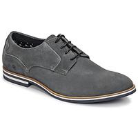 Sapatos Homem Sapatos Casual Attitude OLEO Cinza