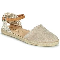 Sapatos Mulher Sandálias Casual Attitude ONINA Ouro
