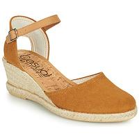Sapatos Mulher Sandálias Casual Attitude ONELLA Camel