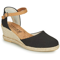 Sapatos Mulher Sandálias Casual Attitude ONELLA Preto