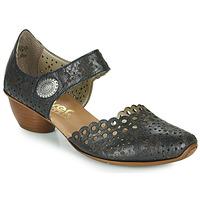 Sapatos Mulher Escarpim Rieker DOUNIA Preto