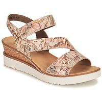 Sapatos Mulher Sandálias Rieker CASSIE Multicolor