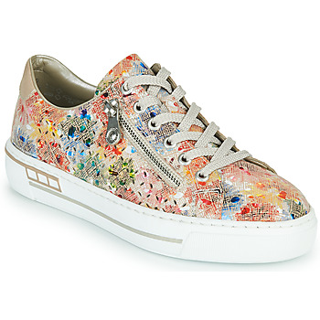 Sapatos Mulher Sapatilhas Rieker FROLLI Multicolor