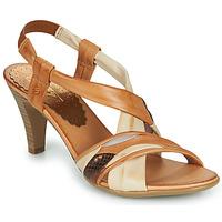 Sapatos Mulher Sandálias Betty London POULOI Conhaque