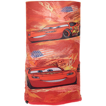 Acessórios Criança Cachecol Buff Tubular polartec The Cars Vermelho