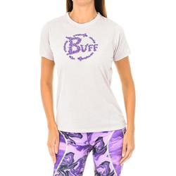 Textil Mulher T-Shirt mangas curtas Buff Camiseta m/corta Bege