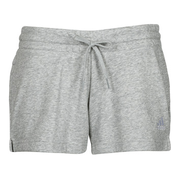 Textil Mulher Shorts / Bermudas adidas Performance W SL FT SHO Cinza