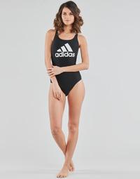 Textil Mulher Fatos de banho adidas Performance SH3.RO BOS S Preto