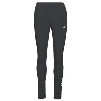 Textil Mulher Collants adidas Performance W LIN LEG Preto