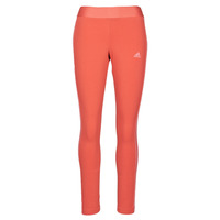 Textil Mulher Collants adidas Performance W 3S LEG Vermelho