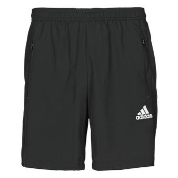 Textil Homem Shorts / Bermudas adidas Performance M WV SHO Preto