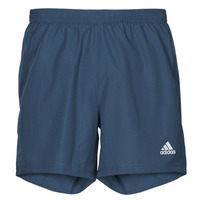 Textil Homem Shorts / Bermudas adidas Performance RUN IT SHORT Azul