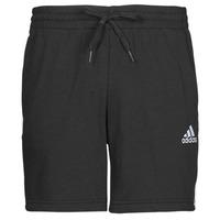 Textil Homem Shorts / Bermudas adidas Performance M 3S FT SHO Preto