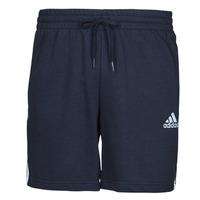 Textil Homem Shorts / Bermudas adidas Performance M 3S FT SHO Azul