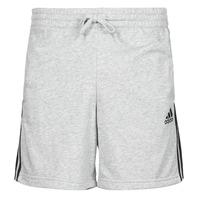 Textil Homem Shorts / Bermudas adidas Performance M 3S FT SHO Cinza