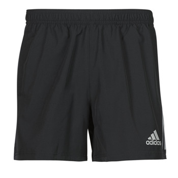 Textil Homem Shorts / Bermudas adidas Performance OWN THE RUN SHO Preto