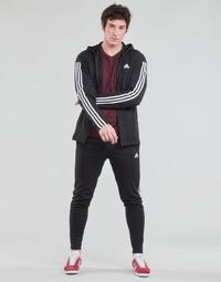 Textil Homem Todos os fatos de treino adidas Performance M Rib Tracksuit Preto