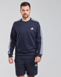 Textil Homem Sweats adidas Performance M 3S FT SWT Azul