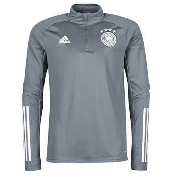 Textil Homem Sweats adidas Performance DFB TR TOP Cinza