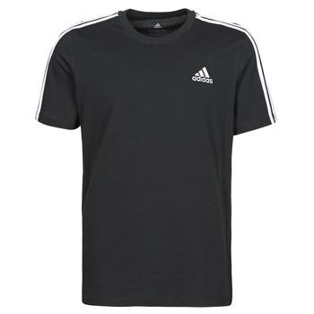 Textil Homem T-Shirt mangas curtas adidas Performance M 3S SJ T Preto